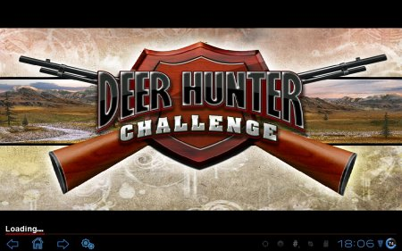 DEER HUNTER CHALLENGE HD (обновлено до версии 1.4.3)