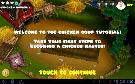 Chicken Coup Remix HD версия 1.0
