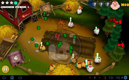 Chicken Coup Remix HD версия 1.0