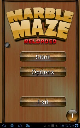 Marble Maze - Reloaded ������ 1.0.6