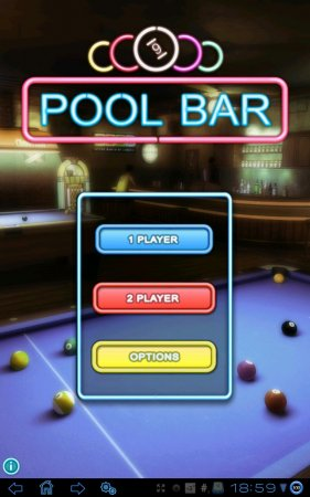 Pool Bar HD версия 1.0