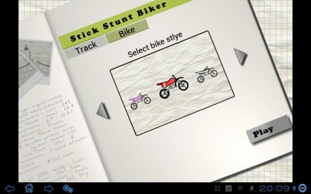 Stick Stunt Biker (обновлено до версии 4.2)