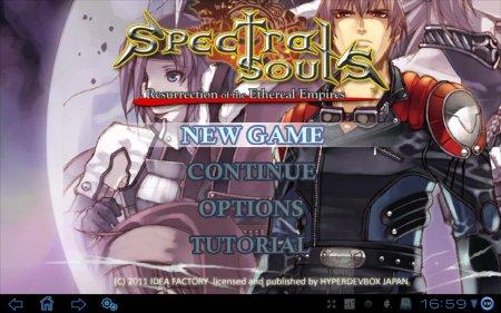 Spectral Souls
