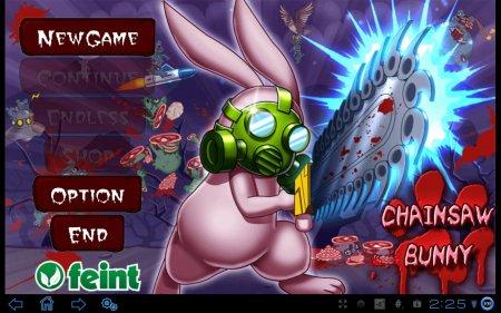 ChainsawBunny (обновлено до версии 1.0.4)