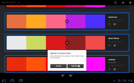 Adobe® Kuler® версия 1.0.0