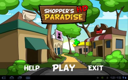 Shopper's Paradise HD (обновлено до версии 1.07)