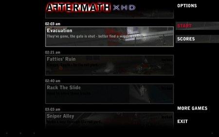 Aftermath XHD Версия: 1.3.3