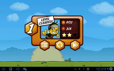 Bee Avenger HD (обновлено до версии 2.2.3)
