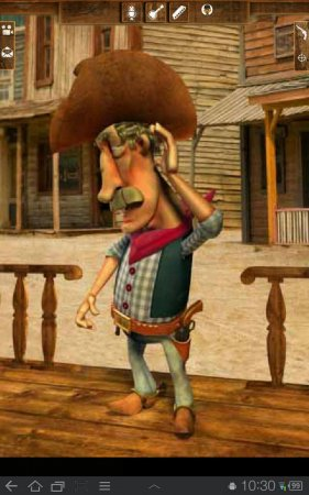 Talking Cowboy v.1.2