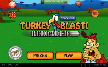 Turkey Blast Reloaded Free версия 1.1
