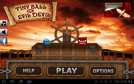Tiny Ball Vs. Evil Devil версия 1.0
