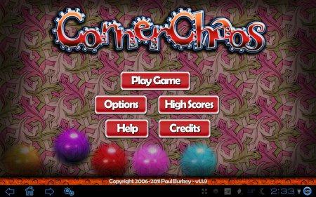 CornerChaos Pro