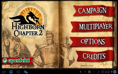 Highborn Chapter 2 версия 1.3.6