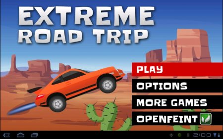 Extreme Road Trip ������ 1.6