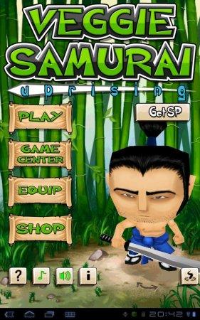 Veggie Samurai Uprising