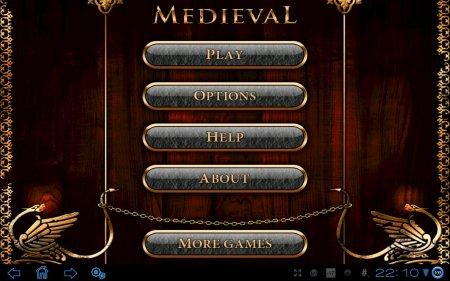 Medieval (обновлено до версии 2.91)