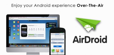 AirDroid (��������� �� ������ 1.0.9)