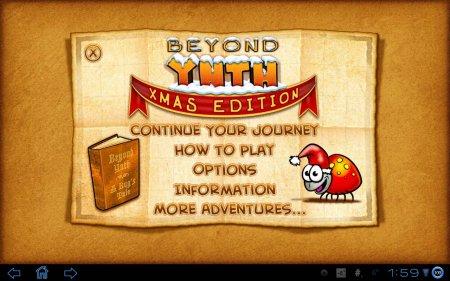 Beyond Ynth Xmas Edition