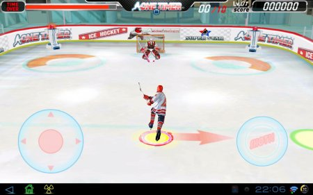 Ice Hockey - One Timer  версия 1.01.09