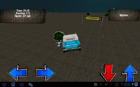 Cars And Guns 3D (обновлено до версии 1.5)