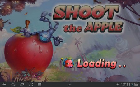 Shoot the Apple (обновлено до версии 1.2.3) (без рекламы)