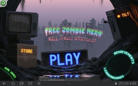Free Zombie Hero