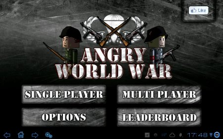 Angry World War 2 (обновлено до версии 1.3)