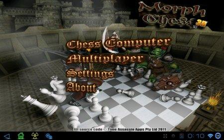 Morph Chess 3D