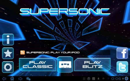Supersonic HD (обновлено до версии 1.1.5)
