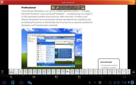 ezPDF Reader Pro (обновлено до версии: 1.9.2.0/1.6.2.0 RUS)