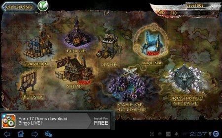 Eternity Warriors (обновлено до версии 2.2.0) [вылечен биллинг]