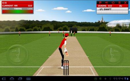Stick Cricket версия 1.0.0