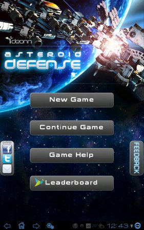 Asteroid Defense 1.0
