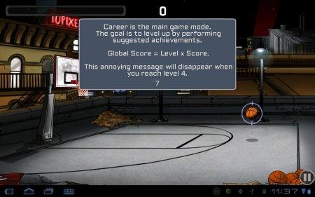 Tip-Off Basketball версия 1.0.6