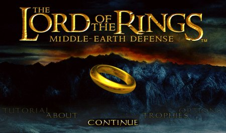 The Lord of the Rings: Middle-earth Defense v.1.3.1