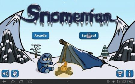 Snomentum
