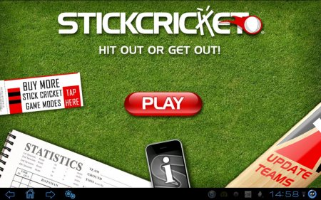 Stick Cricket версия 1.0.0