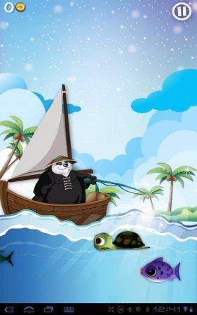 Panda Fishing версия 1.1