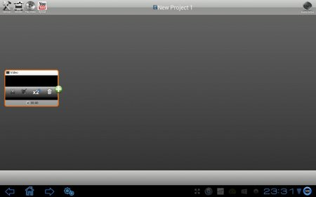 AndroMedia Video Editor (обновлено до версии 1.6)