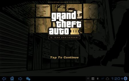 Grand Theft Auto 3  (взломанная русская версия 1.6)