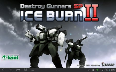 Destroy Gunners SP - ICEBURN