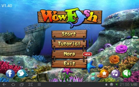 Wow Fish