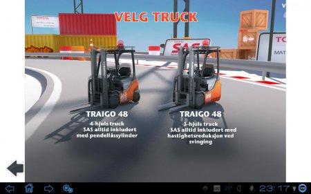 Forklift Challenge 1.0