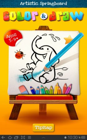 Color & Draw For Kids v.1.0.2