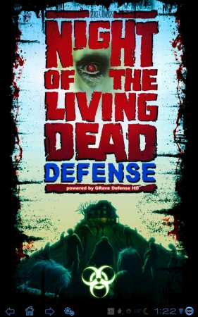 Night Of The Living Dead Defense HD (��������� �� ������ 01.05.00)