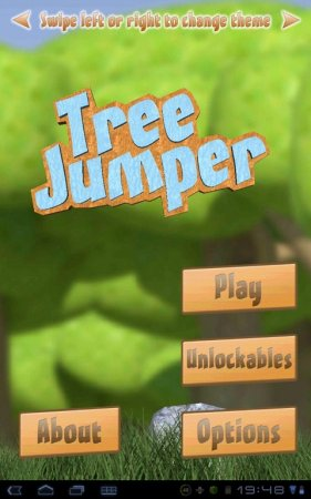 Tree Jumper версия 1.0.6 [G-сенсор]