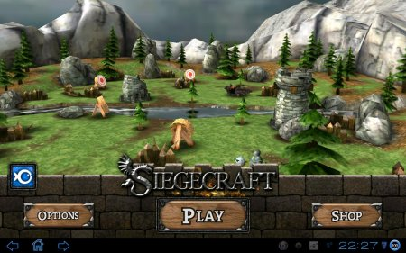 Siegecraft THD (обновлено до версии 2.1.2)