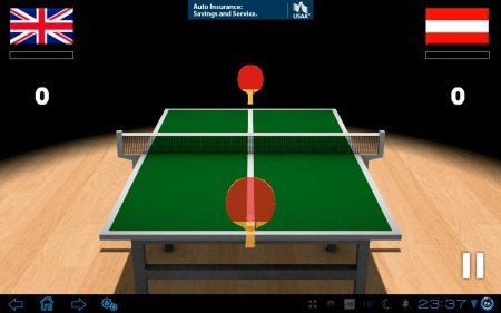 Virtual Table Tennis 3D (обновлено до версии 2.7.3)