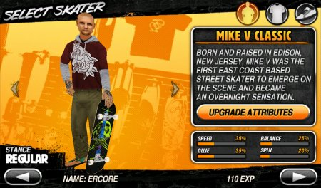 Mike V: Skateboard Party HD (обновлено до версии 1.2.5) [G-сенсор]