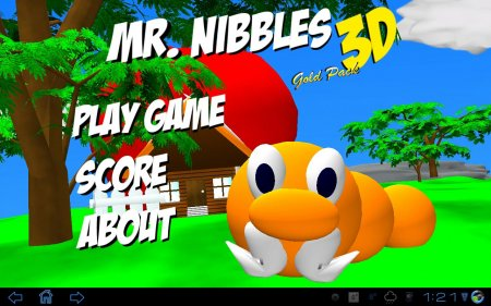 Mr Nibbles 3D - Gold Pack